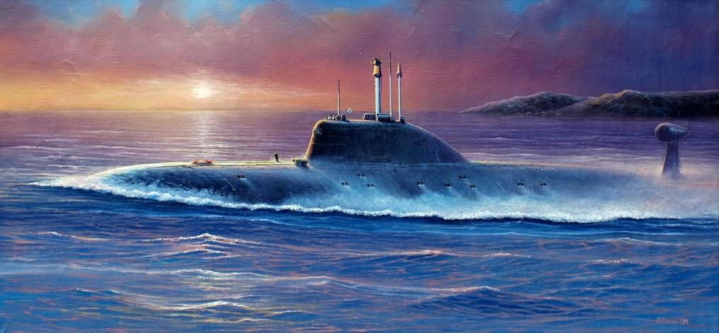 лодки на море россии