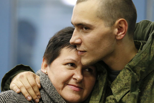 времени Льготы матери одиночке если сын служит в армии Сирэйнис