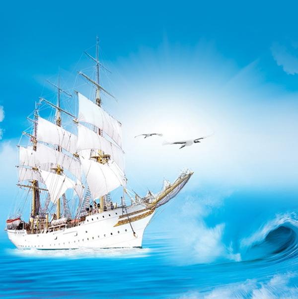 Поздравления с юбилеем на морскую тематику