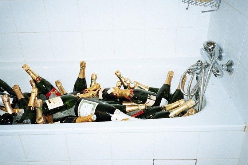 смешные фото про шампанское была неприятная