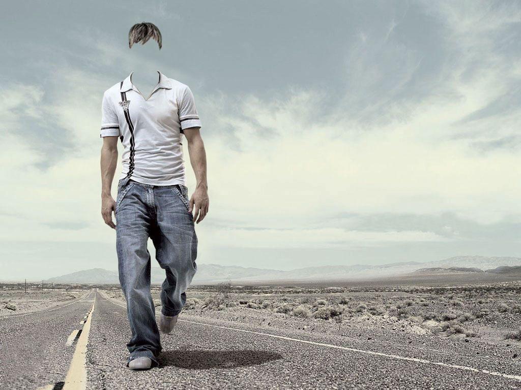 человек идущий по дороге картинка праву занимает место