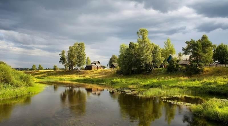 Картинки на рабочий стол русская природа