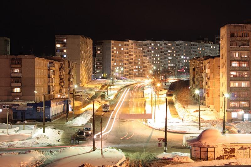Город березники фото
