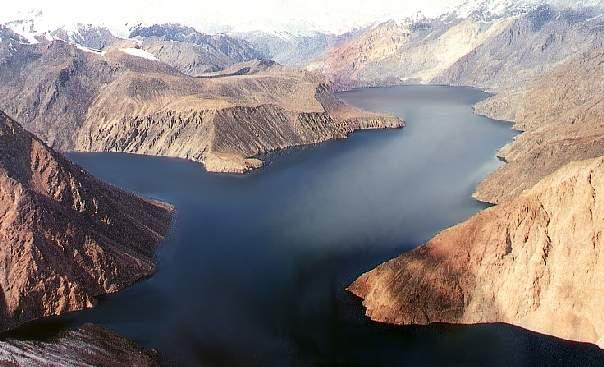 фото озеро сарез