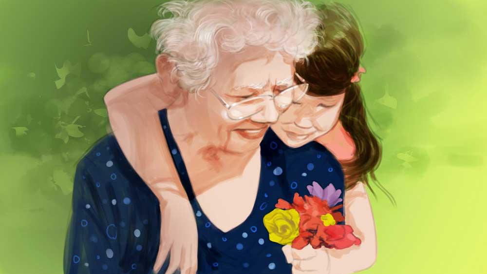 Подарки для бабушки на др