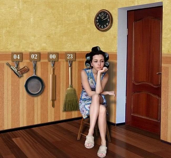 муж дома ждеть жена чужой мужиками смотреть онлайн
