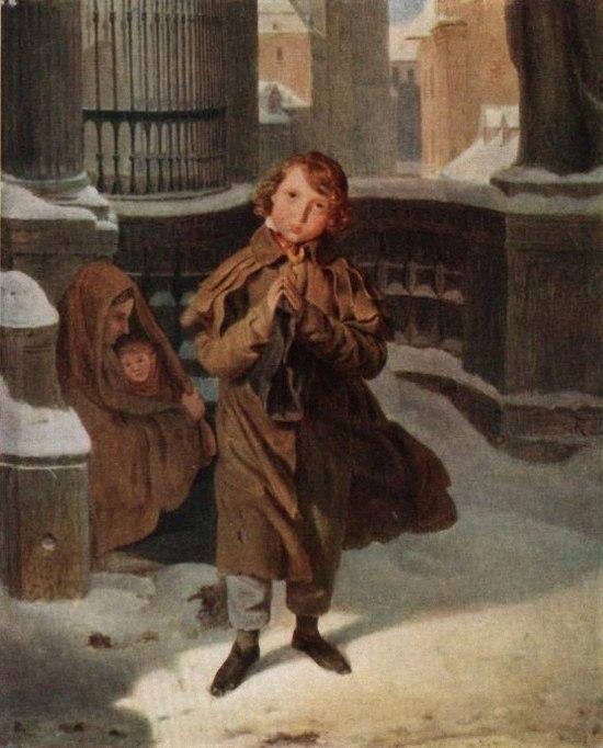Мальчик у христа на елке анализ рассказа достоевского