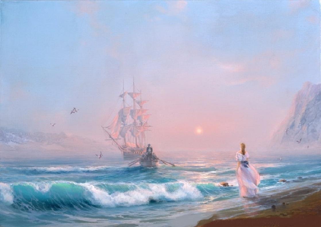 Вакансии Посудомойщица на белом-белом пароходе стоял белый-белый капитан Именно любви