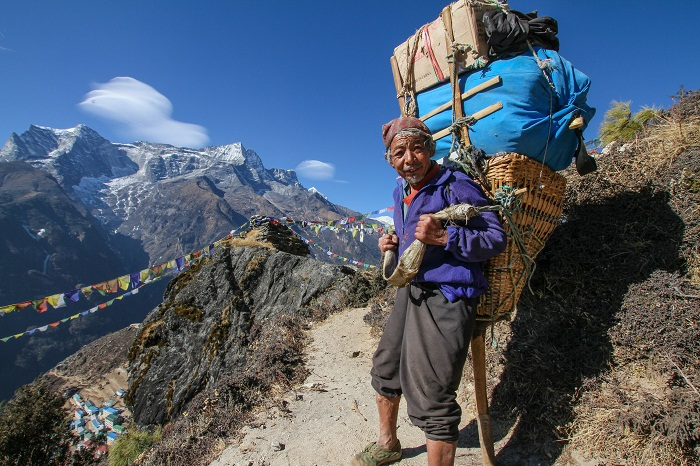 the sherpa of nepal essay I joined the annapurna circuit tour - one of my best holidays ever sherpa society are the friendliest people, well organized, reliable and accommodating.