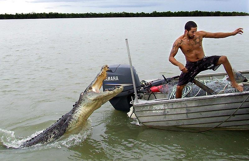 ужас в реке в 1992 году рыбак ловивший рыбу на амазонке почувствовал