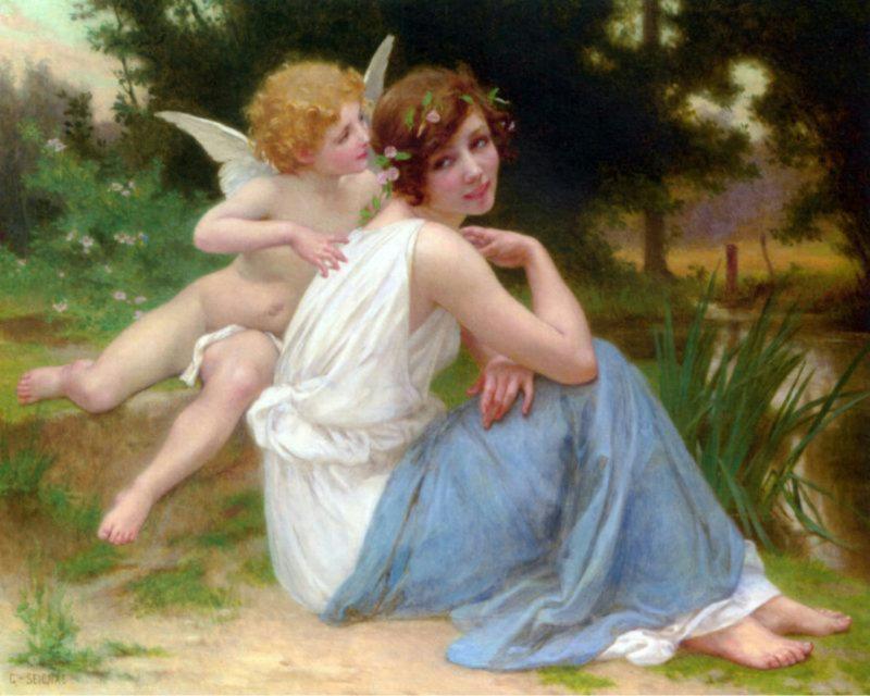 смотреть все галереи фото девушек на амур ангел