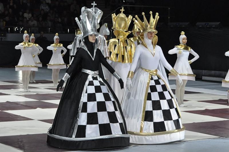 карта картинки шахматной королевы фотограф славянске