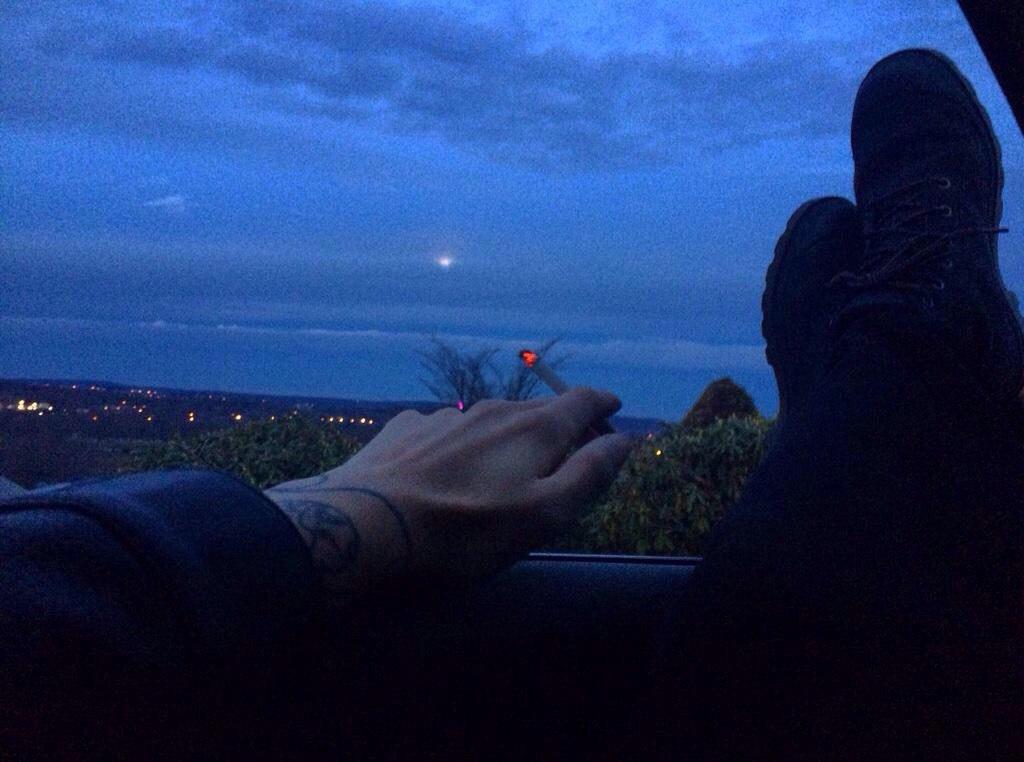Курить в ночь - stan5.