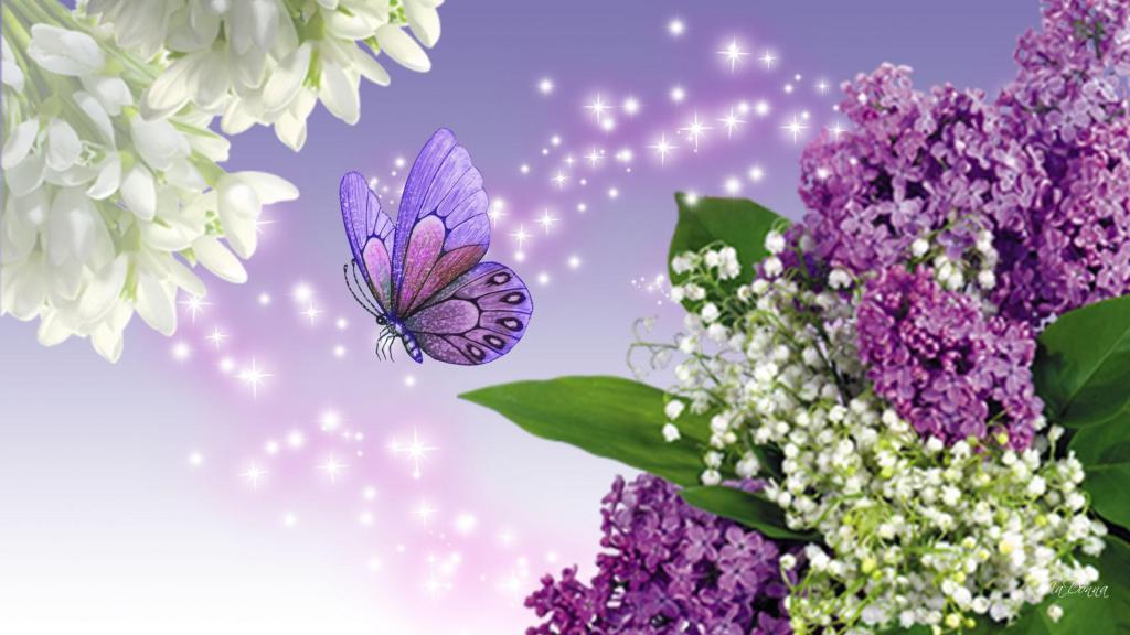 картинки на экран рабочего стола весна № 478090  скачать