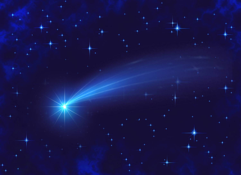 Звездопад мерцающие картинки аниме 5