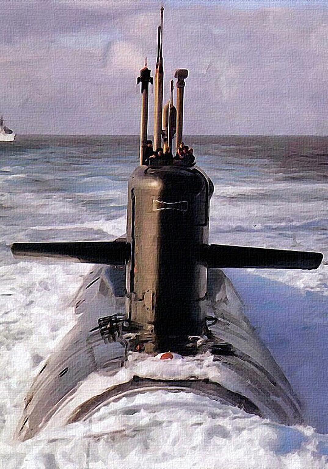 лодка проект 669