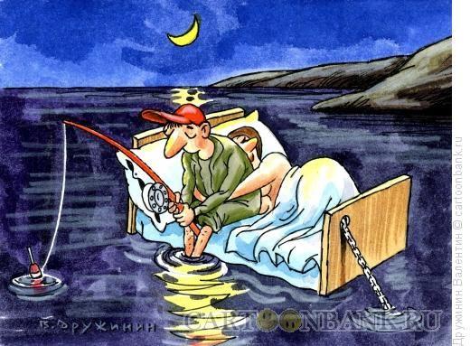 частушки с днем рыбака