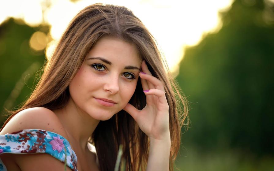 Красивые фото девушек качество 6777 фотография