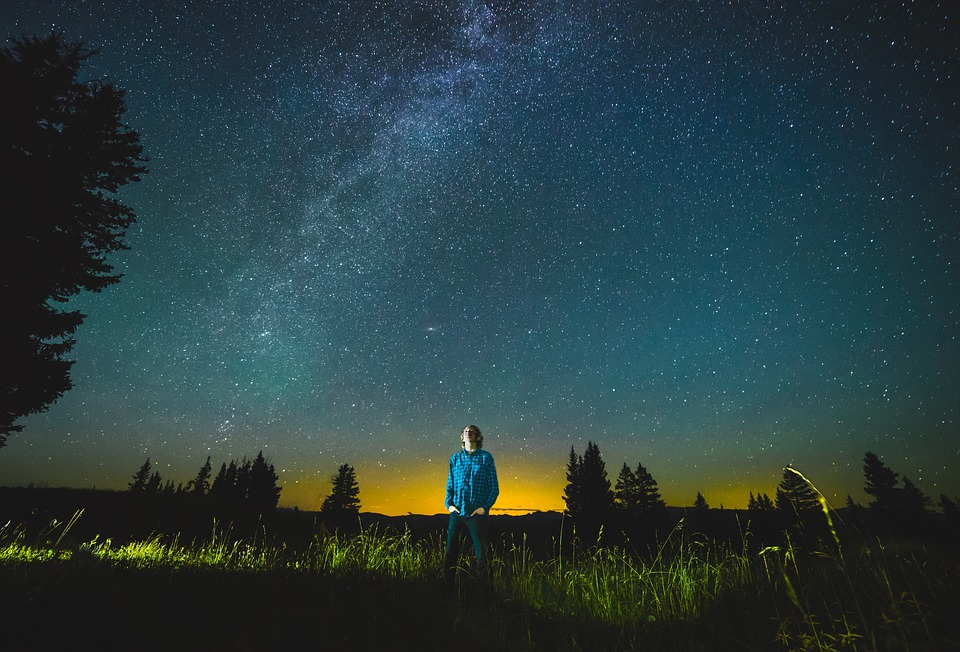 Звезды в небесах и их красота