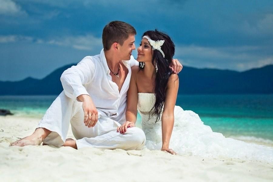 Идеи для фото для пары на море