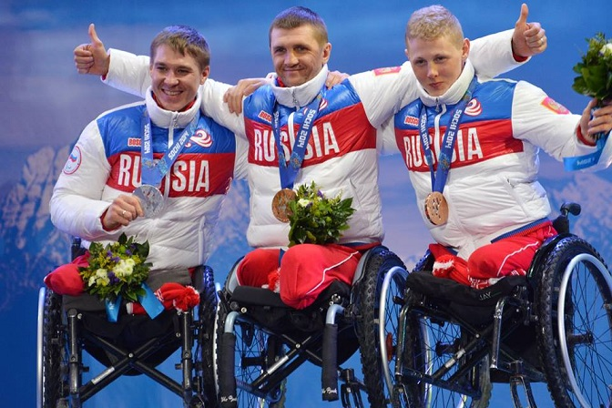 его параолимпийцы дети из россии Merino