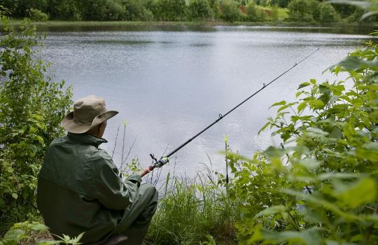 рыбалка на урике