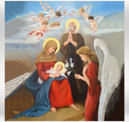 Поздравления с рождеством матери божьей 2