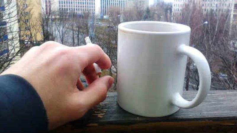 Курящие на балконах россияне будут платить соседям / наша га.