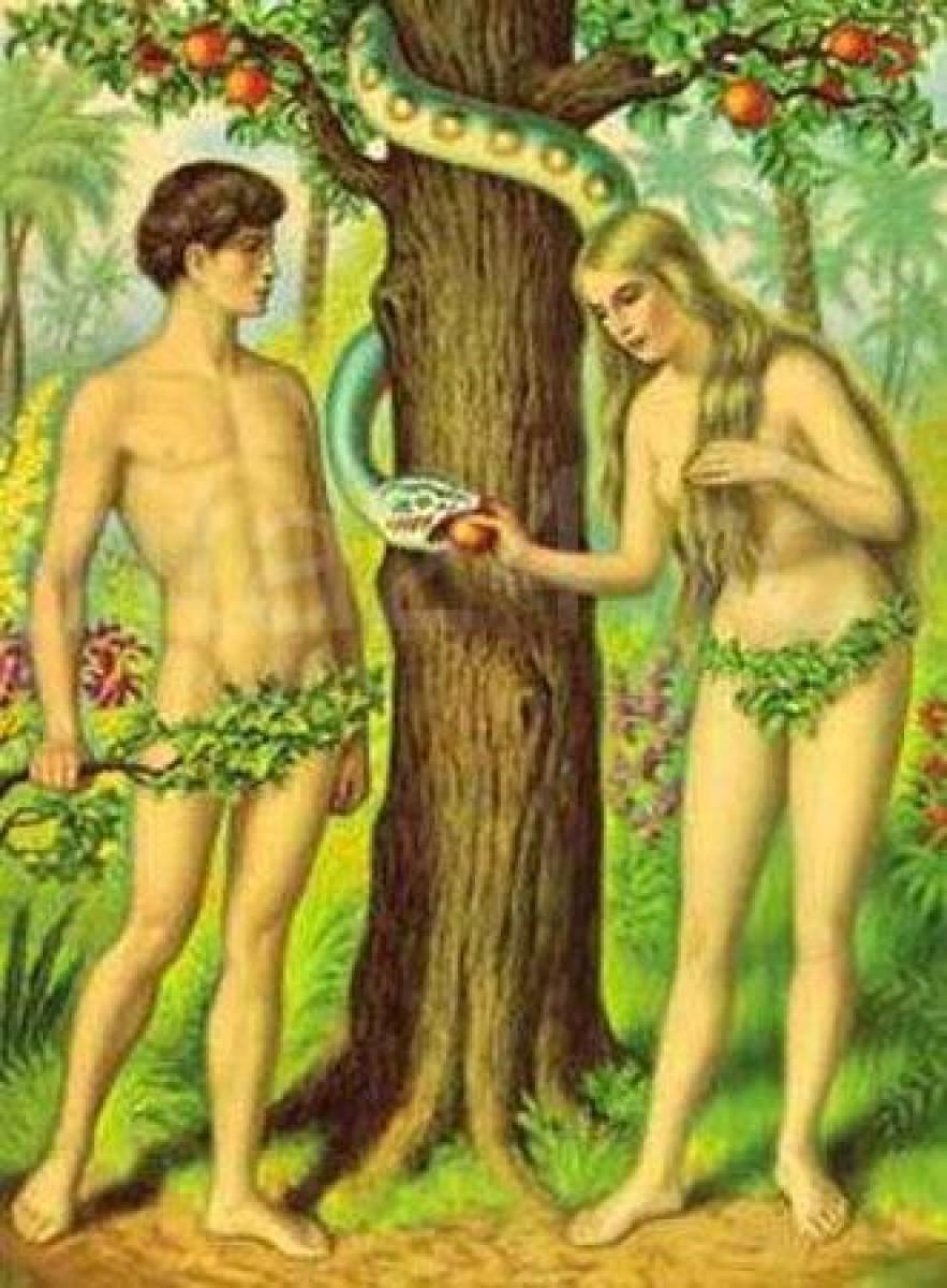 Писать стоя подарки анекдот адам и ева