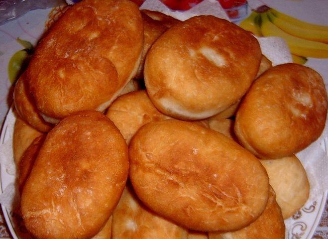 Рецепты пирожков картинками