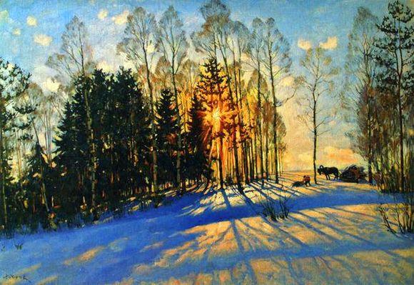 Зимнее солнце скачать торрент