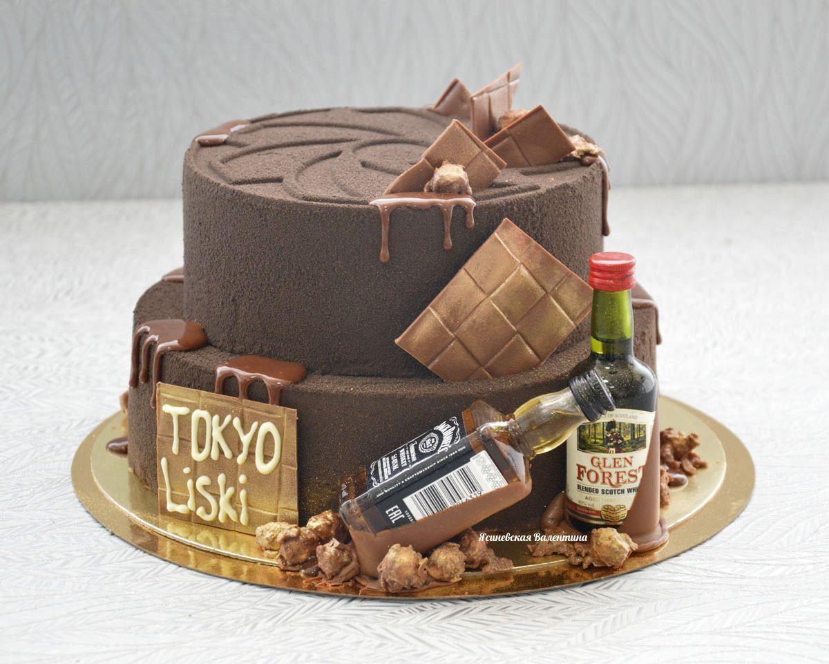 торт для мужчин картинки