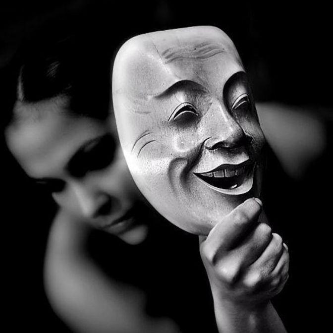 Картинки маски с улыбкой