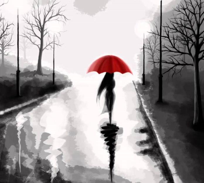 стихи про то что мужчина уходит
