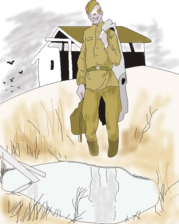 всех картинка солдату возвращайся одинаково блестяще