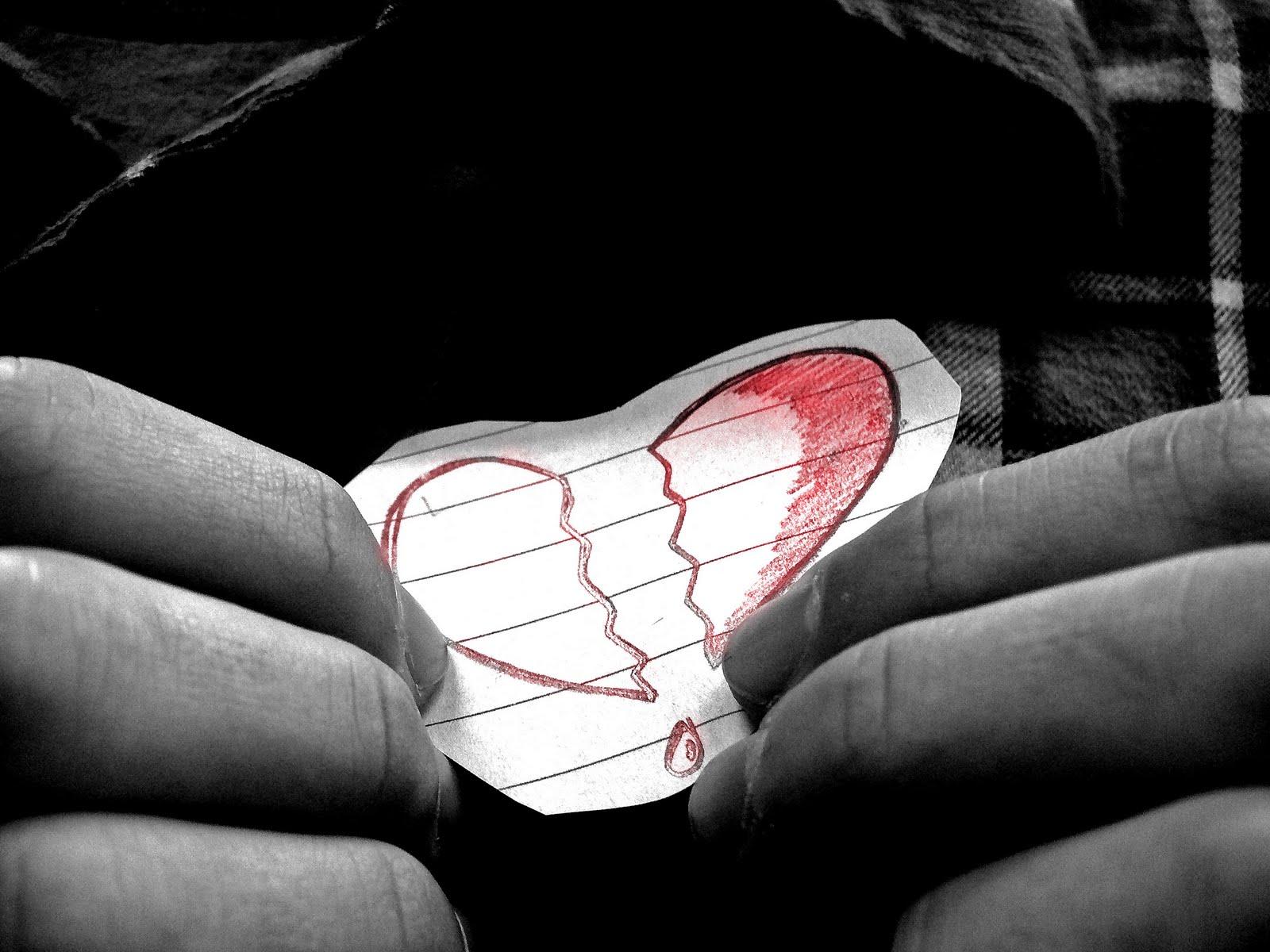 Картинки со разбитой сердце