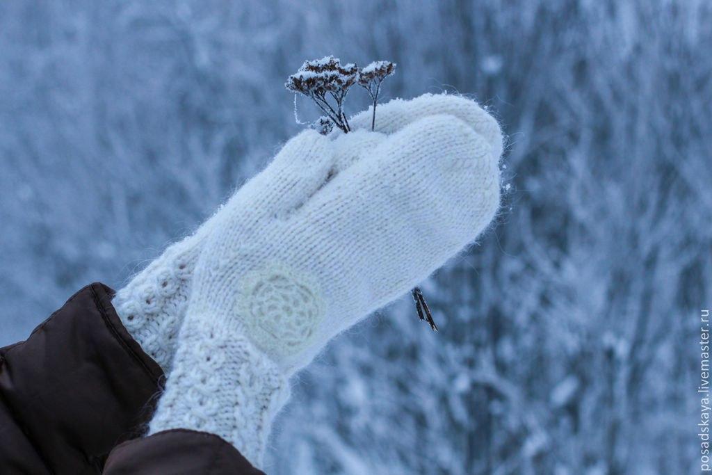 дочкой фото снег руки варежки память, внимание, речь