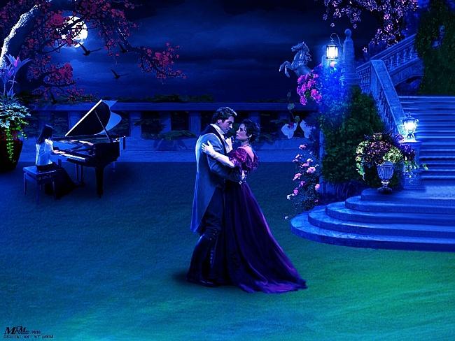 Танцы под луной музыка скачать