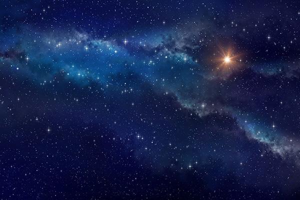 Звезда полей она горит над золотом осенним - стихи рубцова