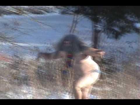 Снежный человек сексуальный контакт домена