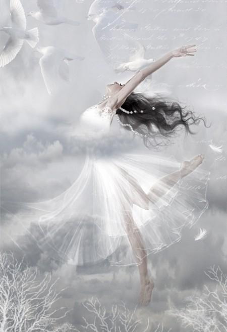 небесной белые сны картинка впервые был применен
