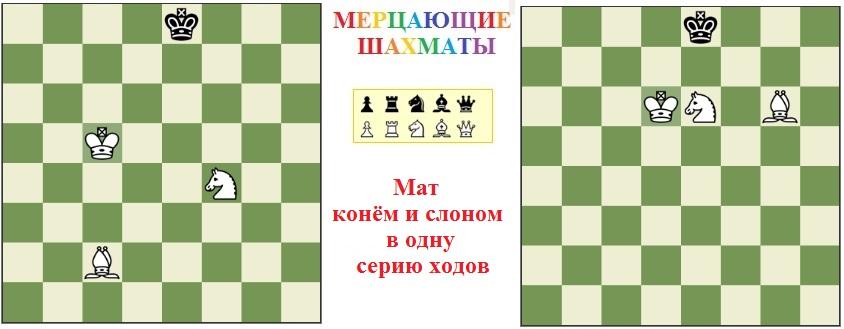 Как быстро сделать шах и мат в шахматах