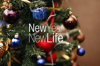 Как с нового года начать новую жизнь