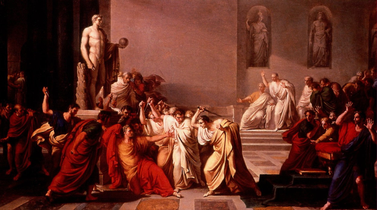 a comparison between marcus brutus and gaius cassius two characters in william shakespeares play jul A summary of act i, scene ii in william shakespeare's or section of julius caesar noting that no mirror could reveal brutus's worthiness to himself, cassius.