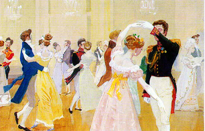 the history of waltz Viennese waltz history the viennese waltz is a dance performed to music with three beats to the bar this means that if a step is taken on each beat, then each bar starts with the opposite foot to that of the previous bar.