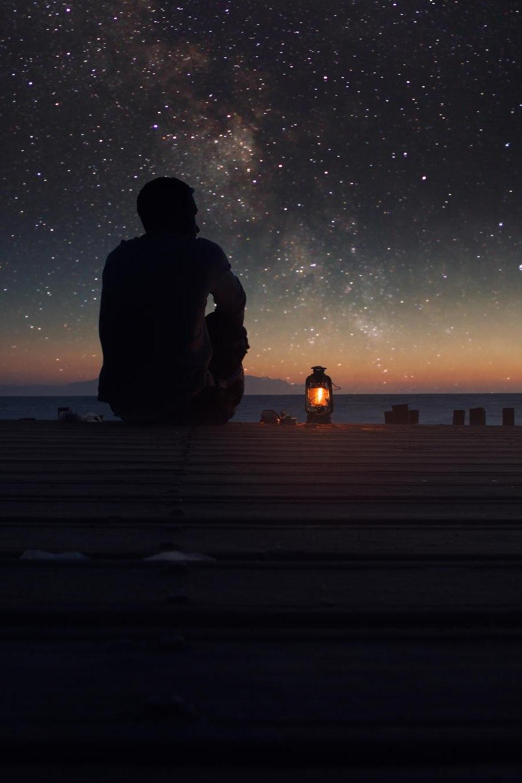Картинки одиночества и темноты
