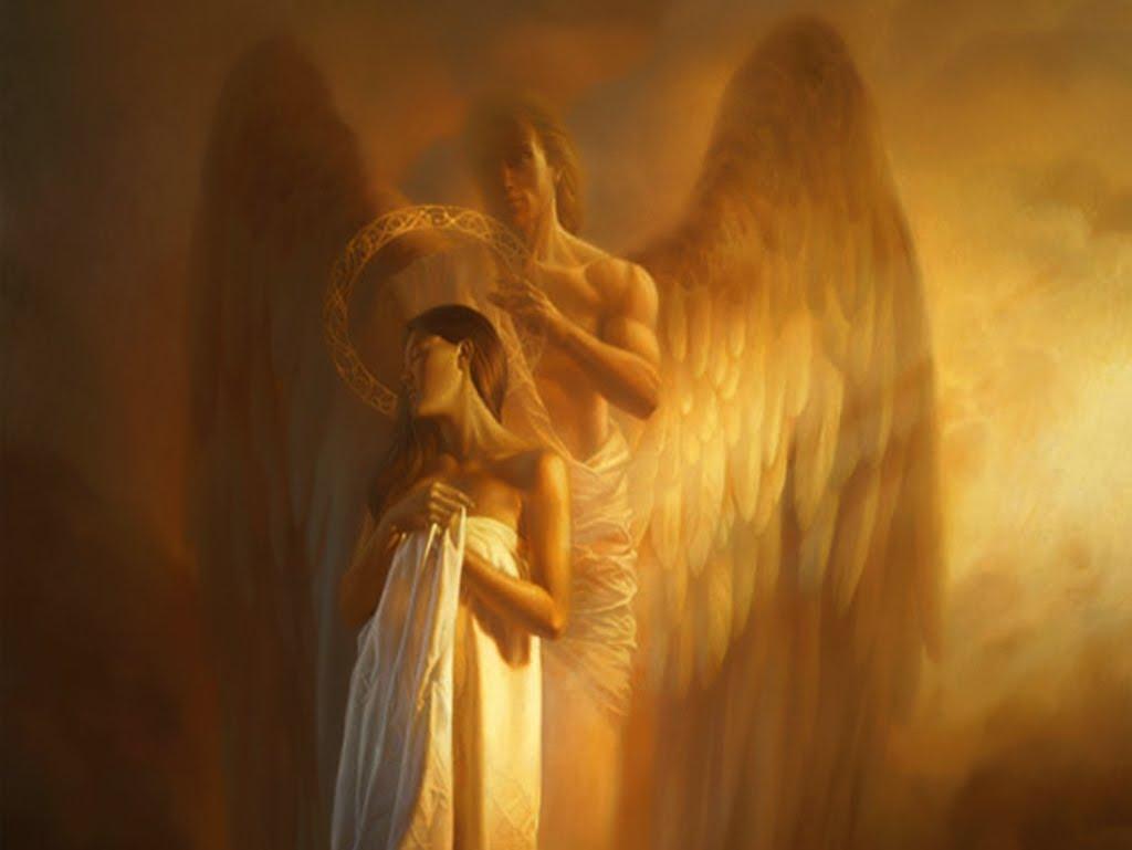 картинки ангела телохранителя уберечь его внешних