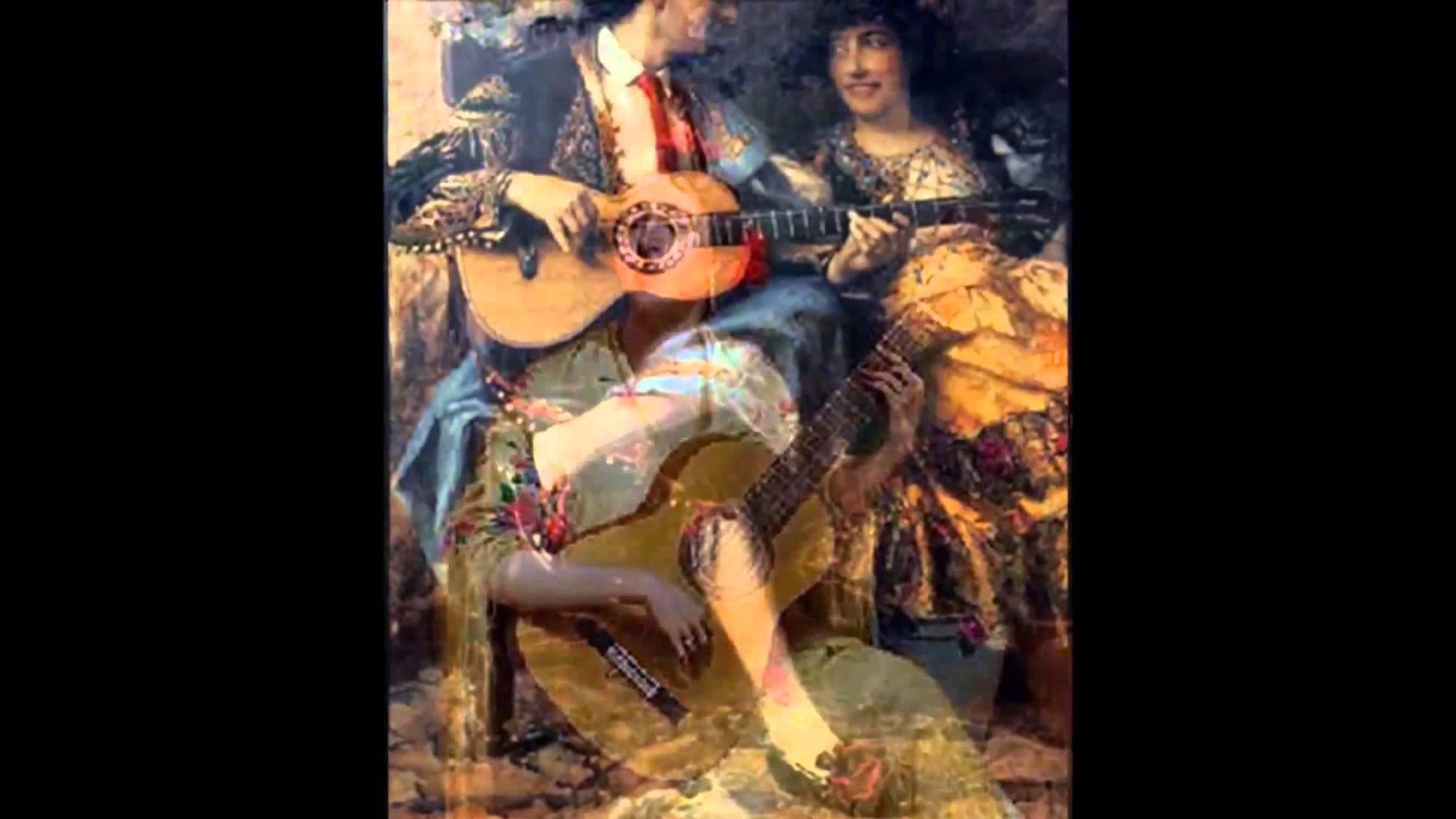 к одному из романсов из сборника цыганское романсеро испанского поэта федерико гарсия лорки