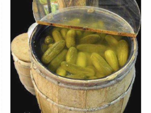 Рецепты засолки огурцов в бочки