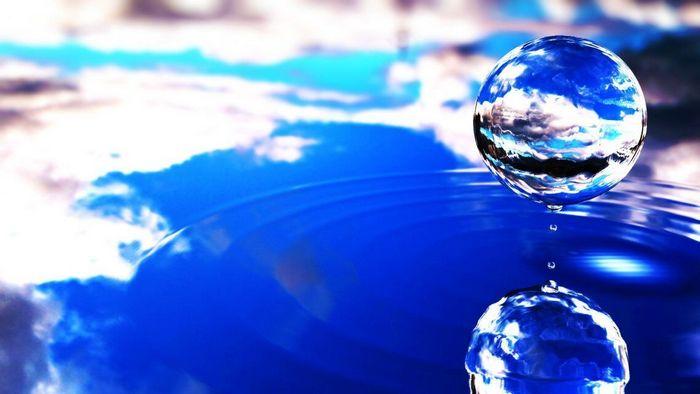 Картинки на рабочий стол вода